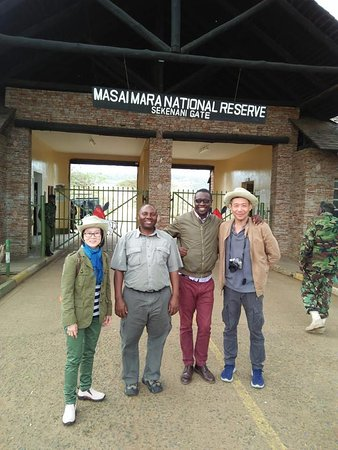 Just did a successful overnight in Masai Mara.The experience was great.