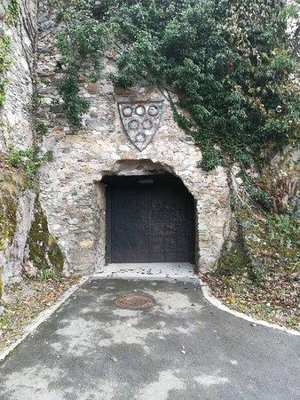 Burgruine Klamm