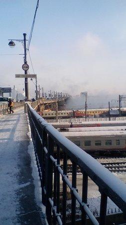 Глазковский мост Иркутск
