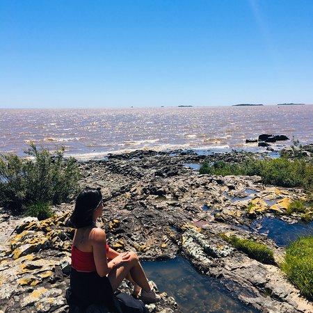 Colonia del Sacramento, Uruguai: Lindo por do sol!!!!