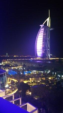 Einfach toller Ausblick vom Balkon