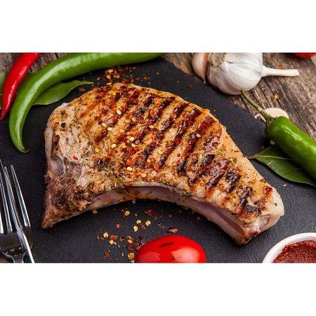 Rodion Geyseis: Beef steak..