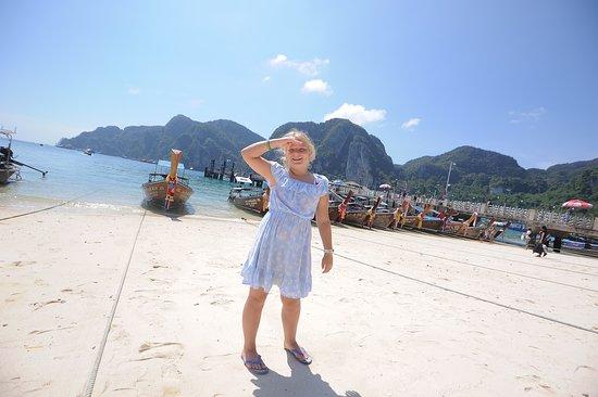 Full-Day Phi Phi Island Tour from Phuket: Phi Phi