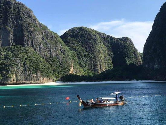 Full-Day Phi Phi Island Tour from Phuket: Maya Island