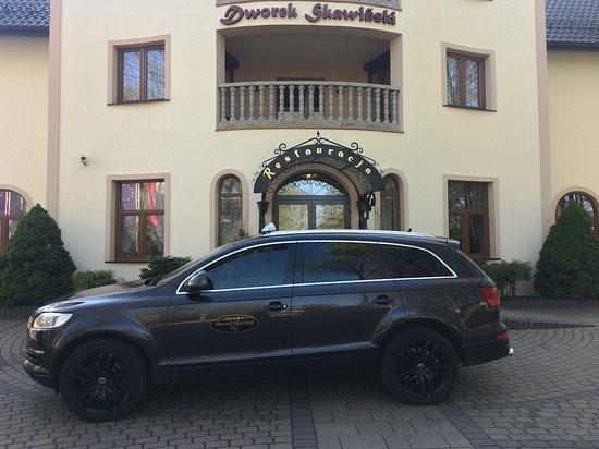 Dworek Skawinski: Hotel Trasfer