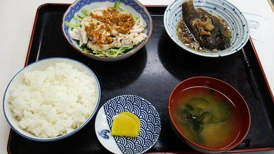 Oshokuji Dokoro Sekijin: 御食事処 関甚