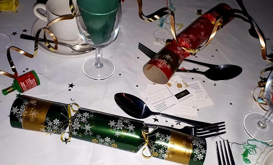 The Hillcrest Hotel Widnes: Decorated table - staff had made a real effort. All very friendly too.