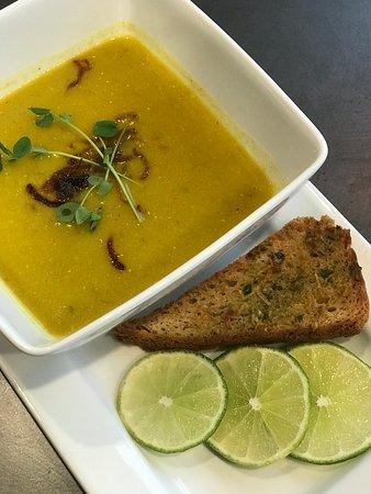 Clarksville, Мэриленд: Lentil soup 😋