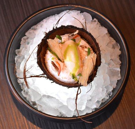Restaurant Rijnzicht: tom kha kai
