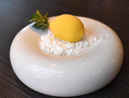 Restaurant Rijnzicht: citrus