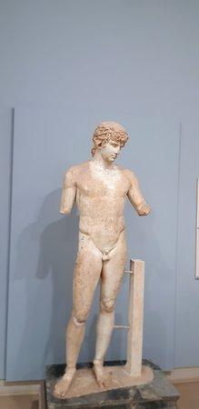 Delphi, Greece: Μουσείο δελφων