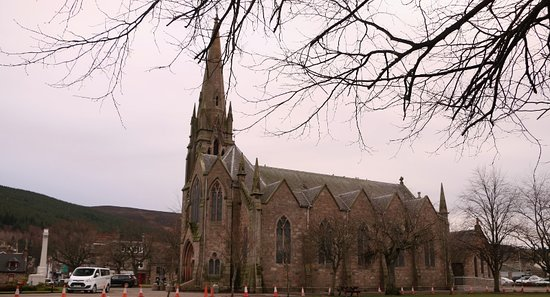 Full-Day Highland Mystery Tour from Aberdeen: GlenMuik Church