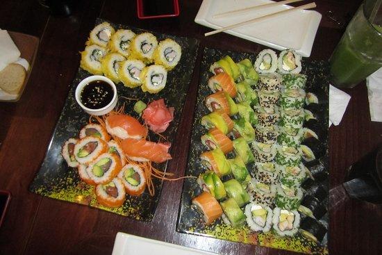 Tabla de sushi 2