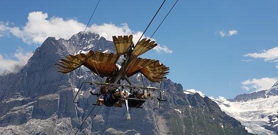 Grindelwald, Switzerland: Äventyr