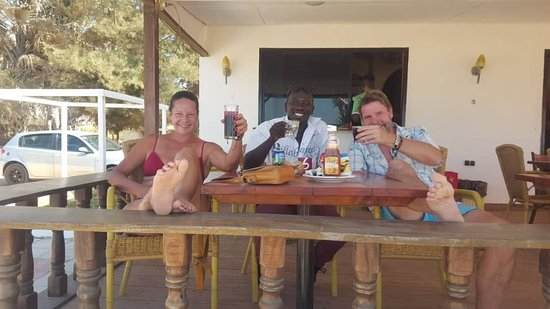 Milli's Tour Guide And Taxi Service In Gambia: Lunch