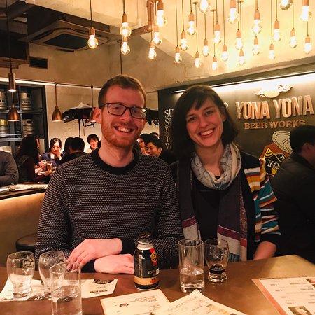 Yona Yona Beer Works, Kabukicho