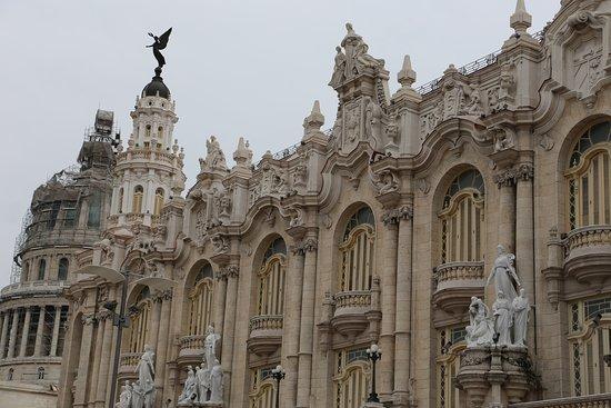 """Grand Theatre of Havana """"Alicia Alonso"""""""