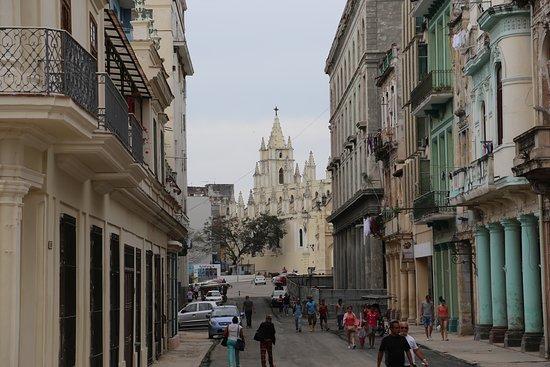 Havana city and its people