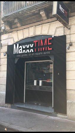 MaxxxTime, ouverture en 2017 près de la gare au 4 Rue Henri René à Montpellier.