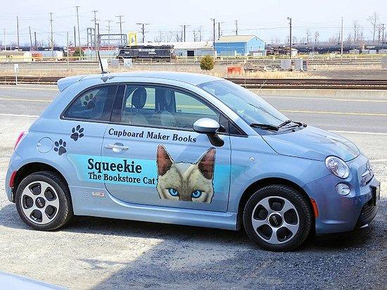 Enola, PA: their car