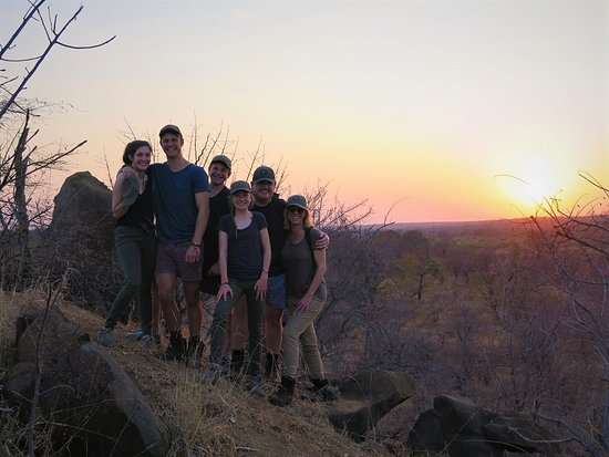 Spirited Adventures: Walking Safari, Sunset, Greater Kruger National Park, South Africa