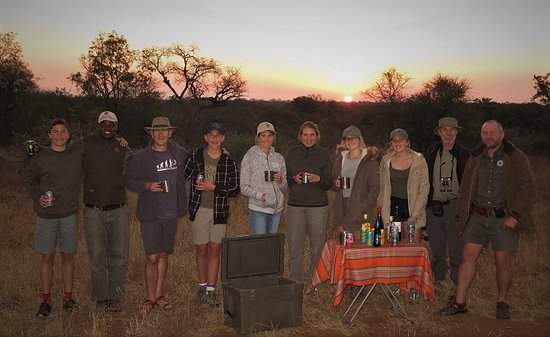 Spirited Adventures: Sundowners, Greater Kruger National Park, South Africa