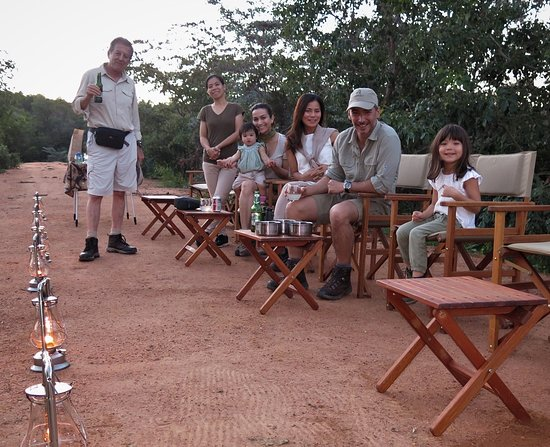Spirited Adventures: Sun downers, Luxury Safari, Greater Kruger National Park, South Africa