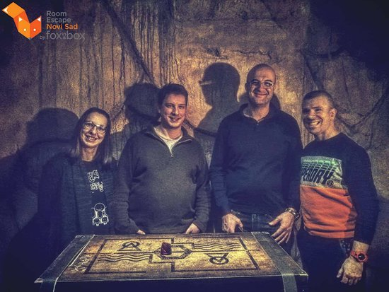 Najbolja Team Building aktivnost u Novom Sadu Room Escape