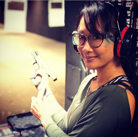 Ladies Love Gun For Hire!