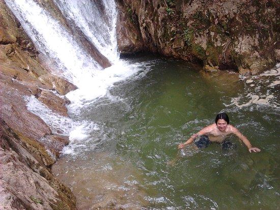 Wang Nuea, Таиланд: น้ำตกวังแก้วน้ำเย็นใสมากกกกกก