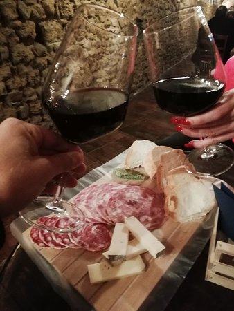 La Bottega del Vino: Sempre bello...
