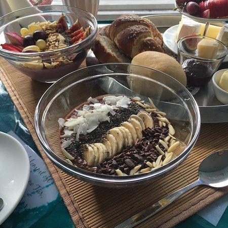 Schokobowl - Frühstück (btte vorher bestellen)