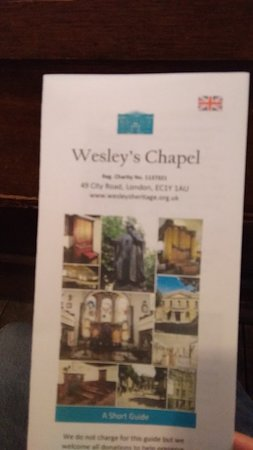 Wesley's Chapel & Museum of Methodism