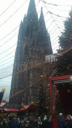A great place to enjoy the spirit christmas!
