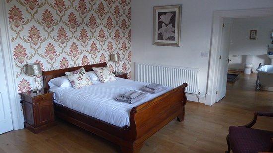 Sleaford, UK: Large bedroom
