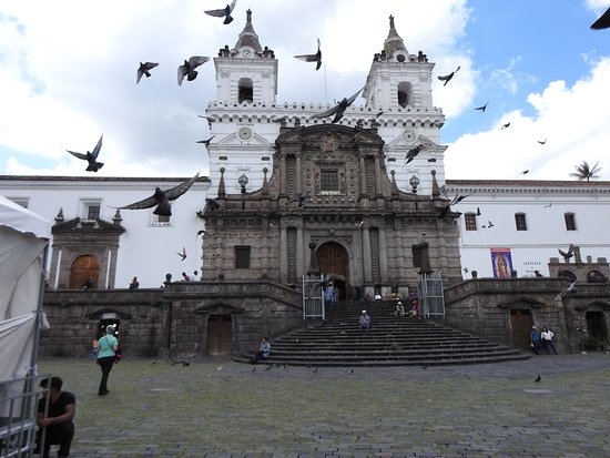 ‪‪Quito Old Town‬: Catedral San Francisco‬