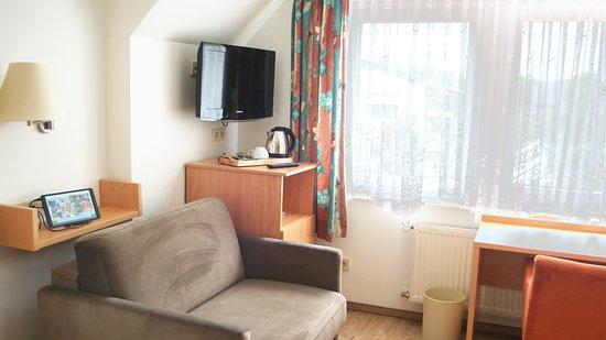 Einzelzimmer, Zimmer-Nr. 4