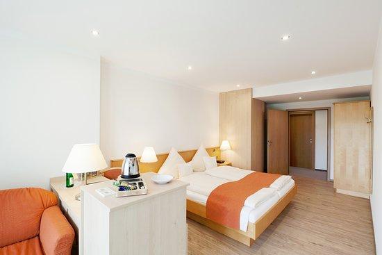 Waldesblick: Doppelzimmer Komfort, Zimmer-Nr. 6