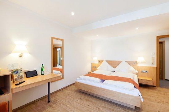 Doppelzimmer Standard, Zimmer-Nr. 9