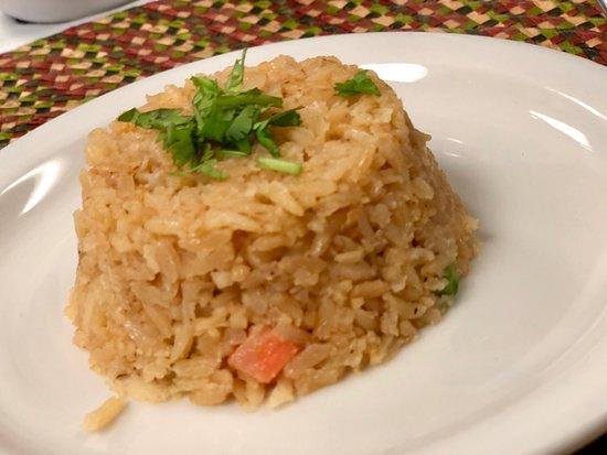 Hacienda San Miguel Mexican Restaurant and Bar: Mexican Rice