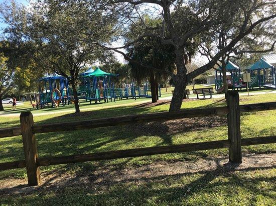 Lake ida park