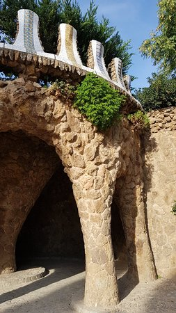 Parc Guell: Πάρκο Guell