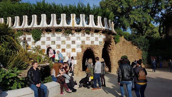 Πάρκο Guell