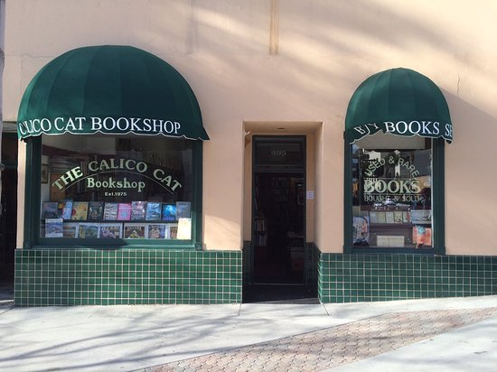 The Calico Cat Bookshop