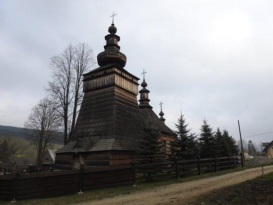 Cerkiew pw. Sw.Sw. Kosmy i Damiana w Skwirtnem