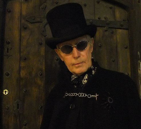 Stratford Town Ghost Walk's Man in Black