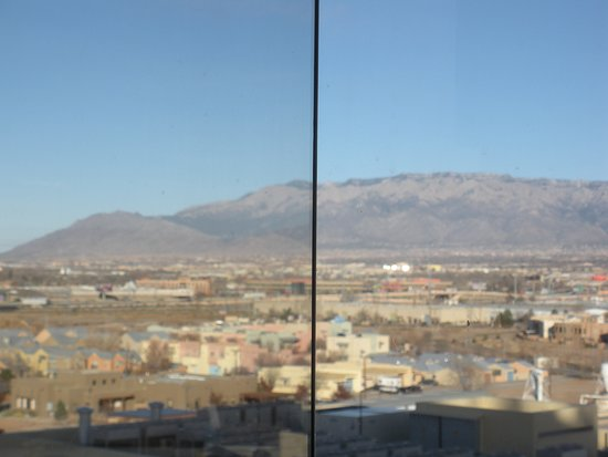 View from Room 918