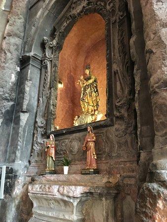 Igreja de São Domingos (Santa Justa e Rufina): Another Altar