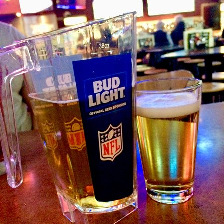 Buffalo Wild Wings: $5 Domestic... Sunday Night Prime Time NFL Game!