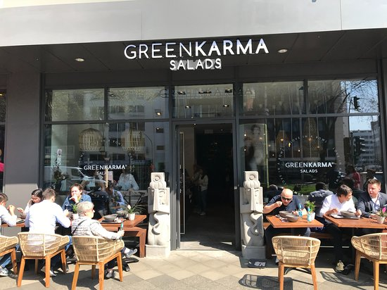 Summer in the city and healthy living at GREENKARMA